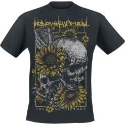 T-shirty męskie z nadrukiem: Heaven Shall Burn Loss Of Fury T-Shirt czarny