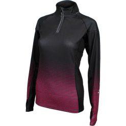 Bluzy rozpinane damskie: Rucanor Bluza damska Mette Long Sleeve czarna r. L (29661-210)