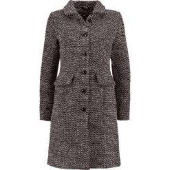 King Louie NATHALIE COAT ABERDEEN Płaszcz zimowy black. Czarne płaszcze damskie pastelowe King Louie, na zimę, z materiału. W wyprzedaży za 561,75 zł.