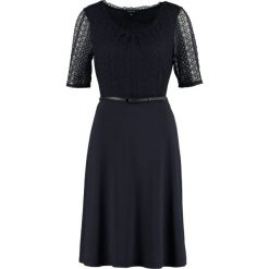 Sukienki hiszpanki: comma Sukienka z dżerseju tinte