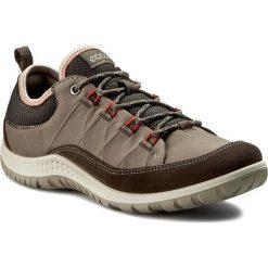 Buty trekkingowe damskie: Półbuty ECCO - Aspina 83850356610 Dark Clay/Warm Grey