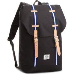 Plecaki męskie: Plecak HERSCHEL – Retreat M  10329-01831  Black/Blueprint/White