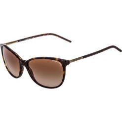 Okulary przeciwsłoneczne damskie aviatory: Burberry Okulary przeciwsłoneczne brown