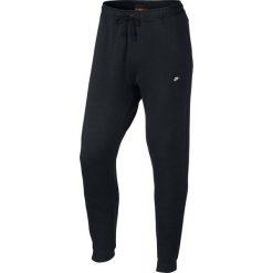 Spodnie Nike NSW Modern Jogger (835862-010). Czarne joggery męskie Nike, z bawełny. Za 109,99 zł.