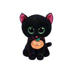 Maskotka TY INC Beanie Boos Potion - Czarny kot z dynią 15 cm 36210. Czarne przytulanki i maskotki marki TY INC. Za 19,99 zł.