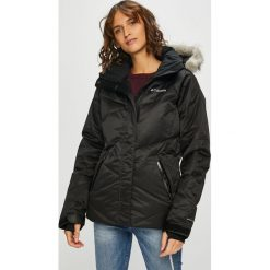 Columbia - Kurtka puchowa Lay. Czarne kurtki damskie pikowane marki FORCLAZ, m, z materiału. W wyprzedaży za 799,90 zł.