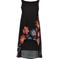 """Sukienki asymetryczne: Sukienka """"Picos Caribou"""" w kolorze czarnym"""