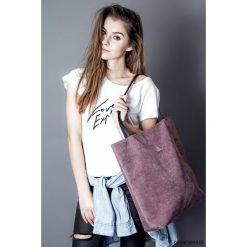 Torba triangle jasny róż. Czerwone torebki klasyczne damskie marki Reserved, duże. Za 105,00 zł.