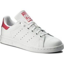 Buciki niemowlęce: Adidas Buty dziecięce Stan Smith J białe r. 38 2/3 (DB1207)