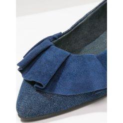 Baleriny damskie lakierowane: Stylesnob ALICE Baleriny denim/blue
