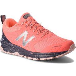 Buty sportowe damskie: Buty NEW BALANCE - WTNTRRF1 Różowy