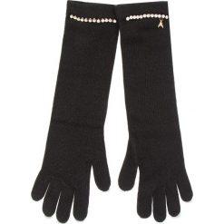 Rękawiczki Damskie PATRIZIA PEPE - 2V8387/A3IP-I2XH Black/Shiny Crystal. Czarne rękawiczki damskie marki Patrizia Pepe, ze skóry. W wyprzedaży za 249,00 zł.