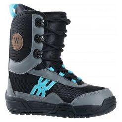 Westige Dziecięce Buty Snowboardowe Bufo Black/Gray/Blue 31. Czarne buciki niemowlęce chłopięce Westige, na zimę. W wyprzedaży za 175,00 zł.