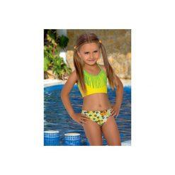 Stroje jednoczęściowe dziewczęce: kostium kąpielowy 2-częściowy dziewczęcy