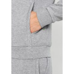 Kardigany męskie: BOSS ATHLEISURE SAGGY REGULAR FIT Kardigan grey melange/black