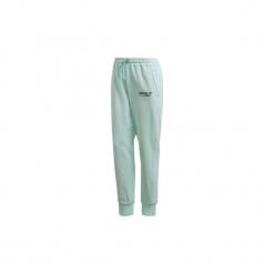 Spodnie treningowe adidas  Spodnie dresowe Kaval. Zielone spodnie dresowe męskie Adidas, z dresówki. Za 329,00 zł.