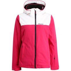 Ziener TAMILA  Kurtka narciarska pink blossom. Czerwone kurtki damskie narciarskie marki Ziener, z materiału. W wyprzedaży za 679,20 zł.