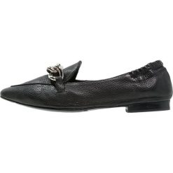 Creepersy damskie: Billi Bi Półbuty wsuwane black
