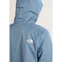 The North Face QUEST JACKET Kurtka hardshell mottled teal. Zielone kurtki sportowe damskie marki The North Face, m, z hardshellu. W wyprzedaży za 299,25 zł.