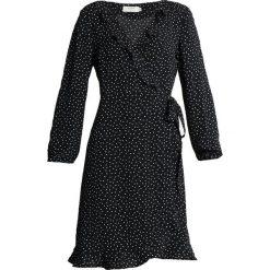 Cream ALISON DRESS Sukienka letnia pitch black. Czarne sukienki letnie Cream, z materiału. Za 419,00 zł.