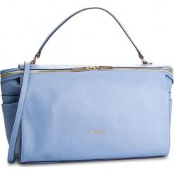 Torebka COCCINELLE - DHA Atsuko E1 DHA 12 01 01 Cosmic Lilac B05. Niebieskie torebki klasyczne damskie marki Coccinelle, ze skóry, bez dodatków. Za 1849,90 zł.