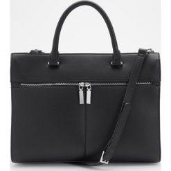 Torebka typu city - Czarny. Czarne torebki klasyczne damskie Reserved. Za 149,99 zł.