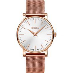 ZEGAREK DOXA D-light Lady 173.95.021.17. Szare zegarki damskie marki DOXA, ze stali. Za 1210,00 zł.