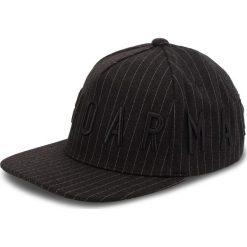 Czapka z daszkiem EMPORIO ARMANI - 627504 8A554 00020 Black. Szare czapki z daszkiem męskie marki Emporio Armani, l, z nadrukiem, z bawełny, z okrągłym kołnierzem. Za 369,00 zł.