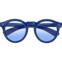 Okulary przeciwsłoneczne damskie: Okulary przeciwsłoneczne bonprix ciemnoniebieski