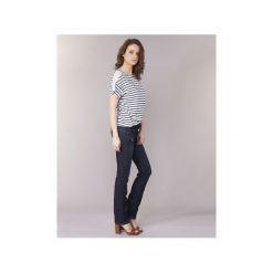 Jeansy straight leg Freeman T.Porter  AMELIE SDM. Niebieskie jeansy damskie marki Freeman T. Porter. Za 319,20 zł.