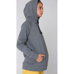Bluzy damskie: Minimum Bluza Thoma - Grey