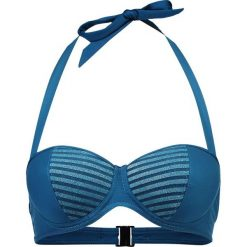 Stroje kąpielowe damskie: Cyell BALI LOVE Góra od bikini petrol