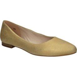 BALERINY CAPRICE 9-22107-26. Brązowe baleriny damskie Caprice. Za 149,99 zł.