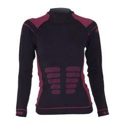 Bluzki sportowe damskie: Viking Koszulka damska Alisa czarna r. L (5001747 L)
