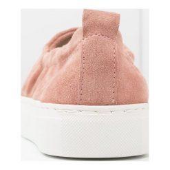 Creepersy damskie: Bronx BKYTE Półbuty wsuwane dusty pink