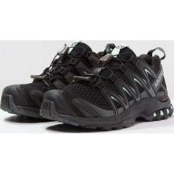 Salomon XA PRO 3D Obuwie do biegania Szlak black/magnet/fair aqua. Czarne buty do biegania damskie Salomon, z materiału. Za 569,00 zł.