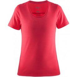 Craft Koszulka Habit Pink  M. Różowe bluzki sportowe damskie marki Craft, m, z materiału. W wyprzedaży za 109,00 zł.