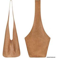 Long Boogi Bag ruda / torebka hobo / boho. Brązowe torebki klasyczne damskie Pakamera. Za 190,00 zł.