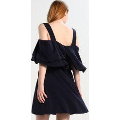 Sukienki hiszpanki: YAS YASMILEY Sukienka letnia night sky