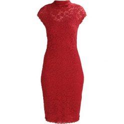 Sukienki hiszpanki: Rosemunde Sukienka etui maroon