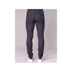 Jeansy slim fit Emporio Armani  TAMWALE. Szare jeansy męskie relaxed fit marki Emporio Armani, l, z bawełny, z kapturem. Za 599,20 zł.