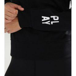 Bluzy rozpinane damskie: Only Play ONPHEAVENN HOOD  Bluza z kapturem black