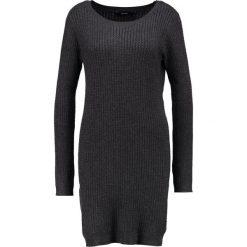 Sukienki: Vero Moda VMGLORY Sukienka dzianinowa dark grey melange