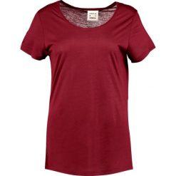 T-shirty damskie: Karen by Simonsen OFFICE  Tshirt basic chocolate truffle