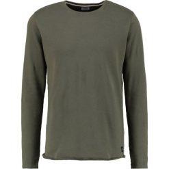 Bluzy męskie: Edwin TERRY Bluza olive drab