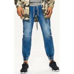 Jeansy JOGGER - Niebieski. Niebieskie jeansy męskie marki Cropp. Za 99,99 zł.