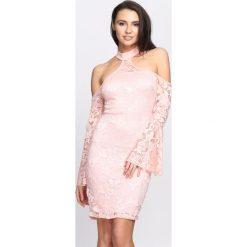Różowa Sukienka Gorgeous Thing. Czerwone sukienki letnie Born2be, s. Za 89,99 zł.