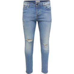 Spodnie męskie: Dżinsy slim ze stretchem, Onsloom