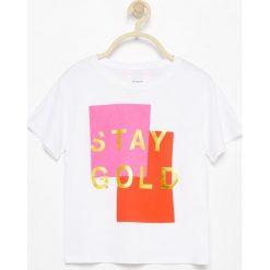 T-shirty męskie: T-shirt z grafiką - Biały