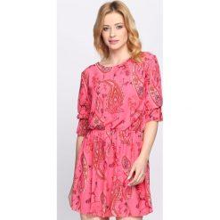 Sukienki: Koralowa Sukienka Feel The Sun